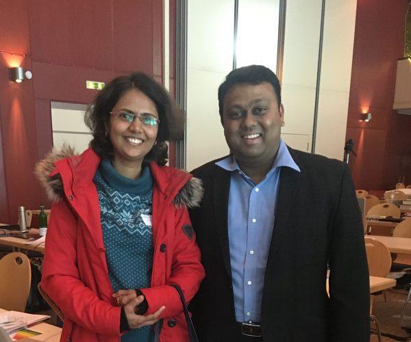 Dr. Anuradha With Dr Ambrish Vijaykar_primavarahomeopathy.com